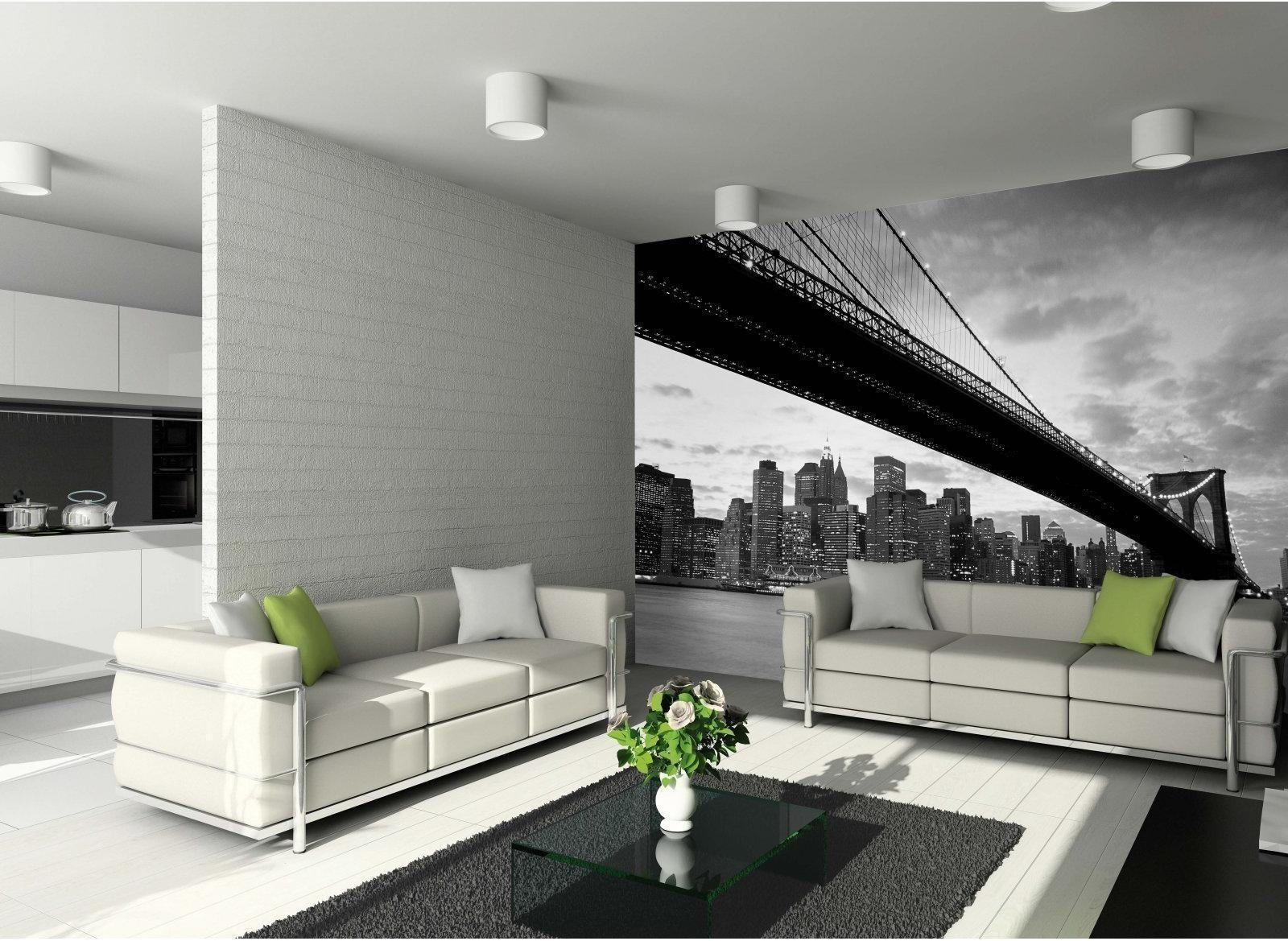 Wall mural new york 1 wallsorts for Contemporary wall mural