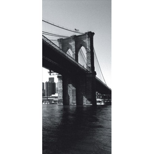 Door Paper – Brooklyn Bridge
