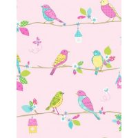 Hoopla – Pretty Birds Pink