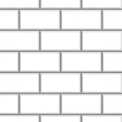 White 1x2 Mini Glass Subway Tile Subway Tile Outlet: white subway tile