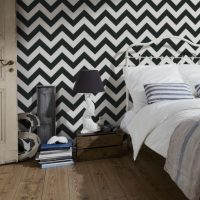 Chevron – Black/White