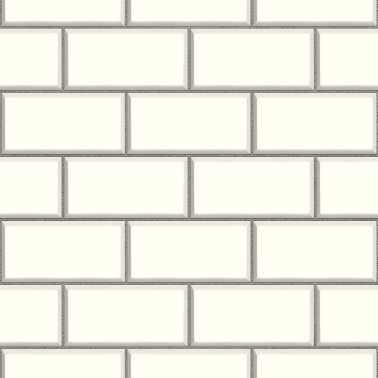 Subway Tile White Wallsorts