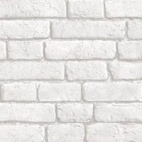 Bluff Brick – White