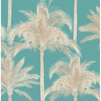 Miami Palm Teal
