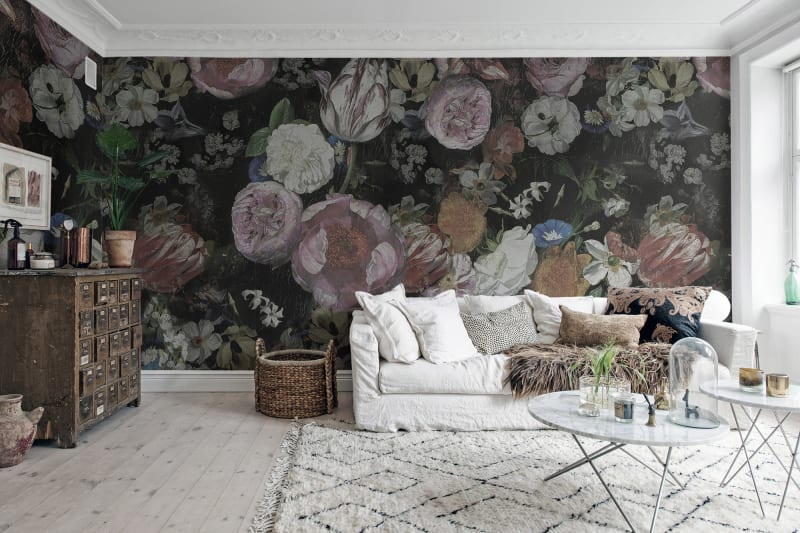 Wall Mural – Blooming